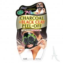 ماسک لایه بردار زغال و خاک رس سیاه سون هون