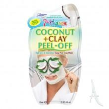 ماسک لایه بردار نارگیل و خاک رس سون هون
