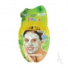ماسک نقابی درخت چای سون هون مخصوص پوست چرب و مختلط