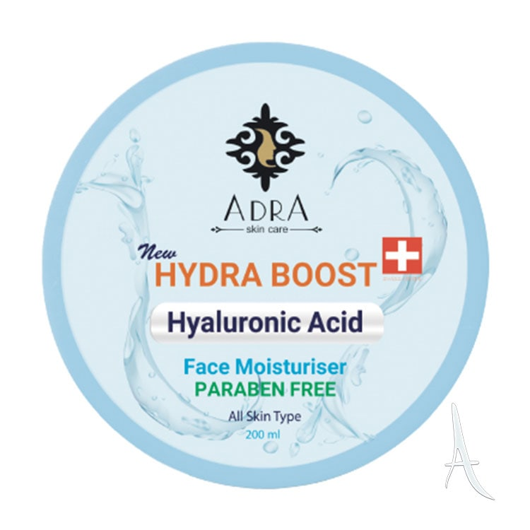کرم آبرسان هیالورونیک اسید آدرا