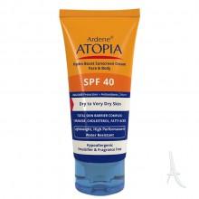 کرم ضد آفتاب ریلیف درای اتوپیا آردن اس پی اف 40-  50 میلی لیتر