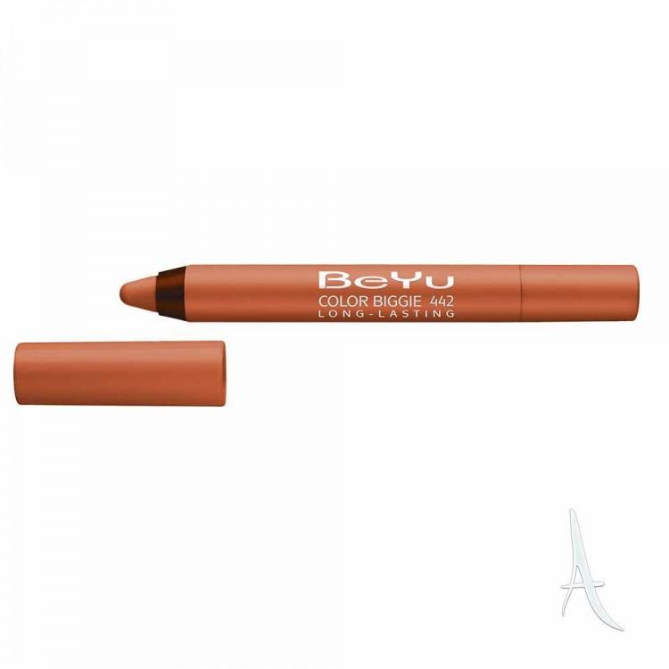 رژ لب مدادی 2 کاره کالر بیگی بیو شماره 442