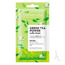 ماسک سم زدا بی یلندا حاوی چای سبز