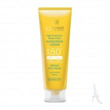 سینره کرم ضد آفتاب مخصوص پوست چرب اس پی اف 50+  50میل