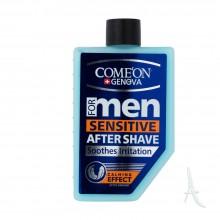 ژل افتر شیو ضد حساسیت مردانه کامان مخصوص پوست خشک