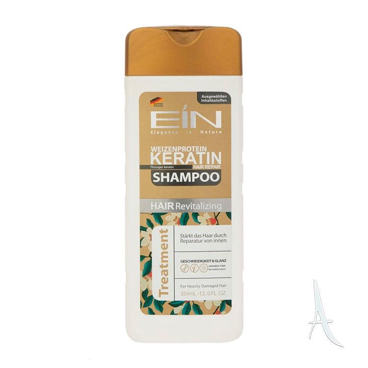 شامپو ترمیم کننده ای آی ان مخصوص موهای آسیب دیده  354 میلی لیتر