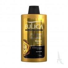 شامپو تثبیت کننده رنگ فولیکا مخصوص موهای بلوند