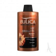شامپو تثبیت کننده رنگ فولیکا مخصوص موهای قهوه ای