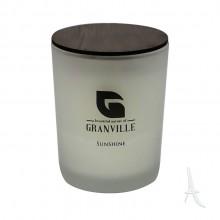 شمع عطری سان شاین گرنویل  فتیله پنبه ای 265 گرم