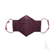 ماسک پارچه ای 3 لایه همسان مدل سنبل