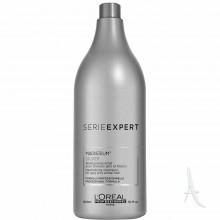 لورآل پروفشنال شامپو مخصوص موی سفید و خاکستری سیلور سري اكسپرت  1500 میل