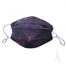 ماسک پارچه ای نارون مدل بادگیر