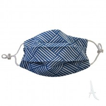 ماسک پارچه ای نارون مدل همبستگی