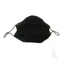 ماسک پارچه ای نارون مدل مشکی