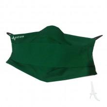 ماسک پارچه ای نارون مدل سبز