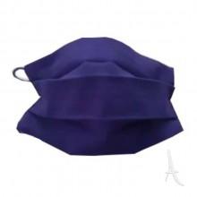 ماسک پارچه ای نارون مدل سورمه ای