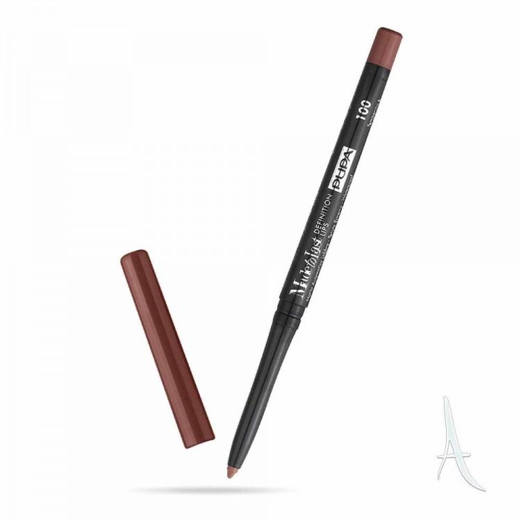 مداد لب پیچی پوپا شماره 100
