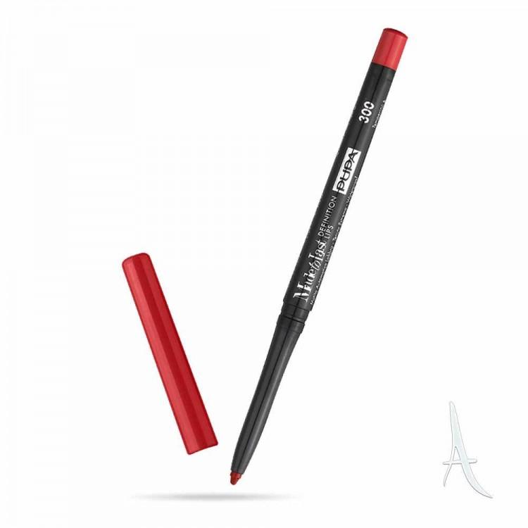 مداد لب پیچی پوپا شماره 300