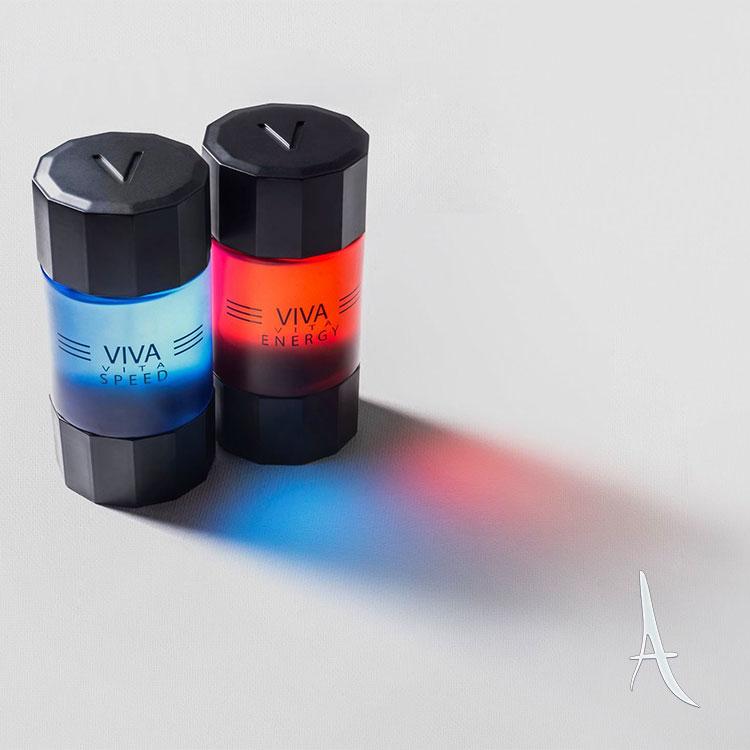 ادو پرفیوم مردانه انرژی ویوا ویتا 100 میلی لیتر