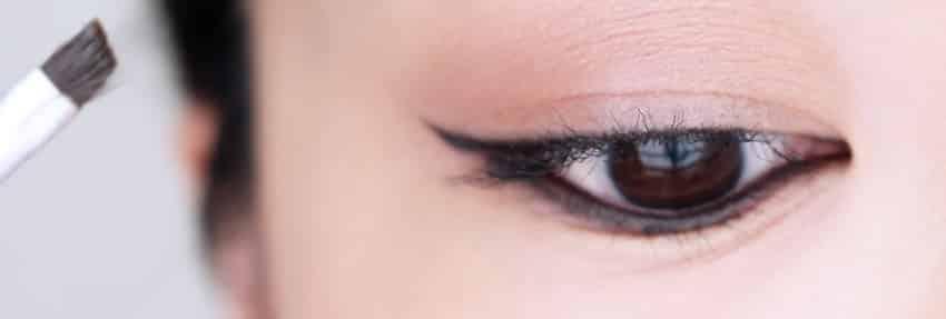 simple eye makeup 2 - روش آرایش صحیح چشم ها برای خانم ها